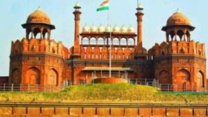 Visit Red fort in Delhi during your vacation in Delhi